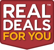 Logo Real deals for you